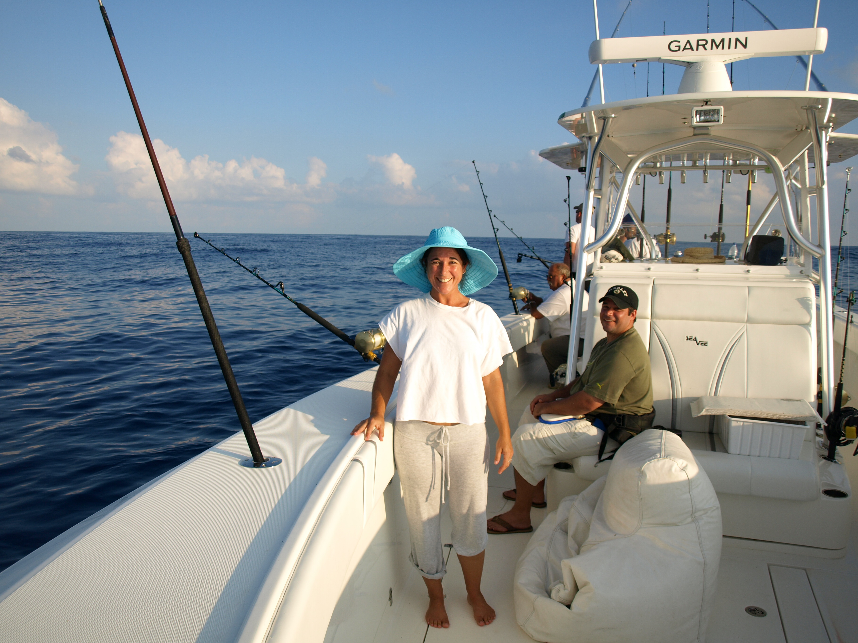 Virgin islands sportfishing st thomas st john deep sea for St thomas fishing
