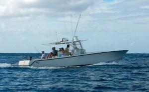 St Thomas Deep Sea Fishing Charters - the Silver Fox